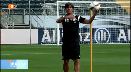 Joachim Löw - ZDF video 8