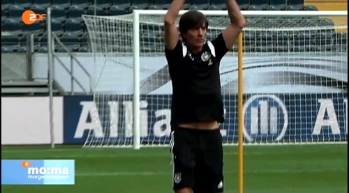 Joachim Löw - ZDF video 9