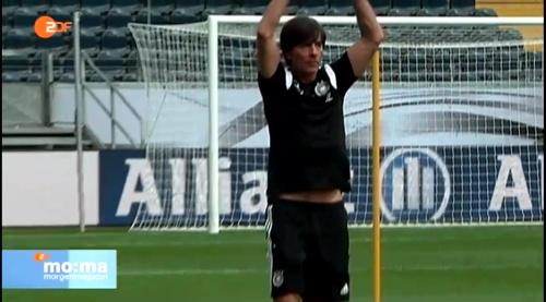 Joachim Löw - ZDF video 9