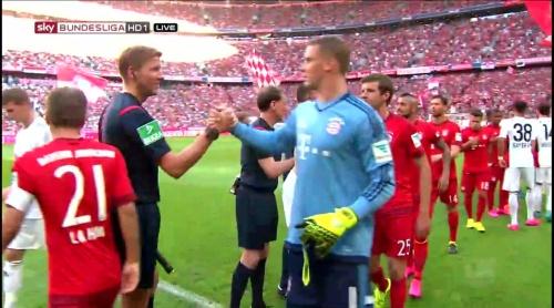 Manuel Neuer – FCB v B04 1