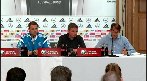 Manuel Neuer – SCO-DEU press conference 9