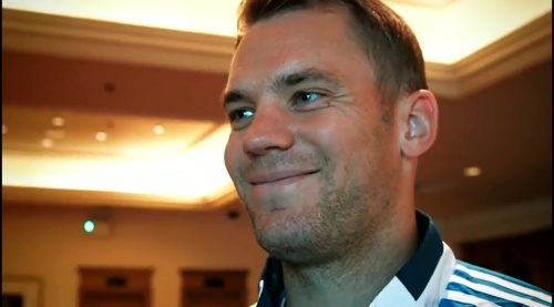 Manuel Neuer interview 8