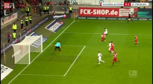 Nils Petersen - 1.FCK v SC Freiburg 5