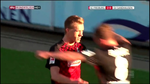 Nils Petersen & Mike Frantz - SCF v SVS 1