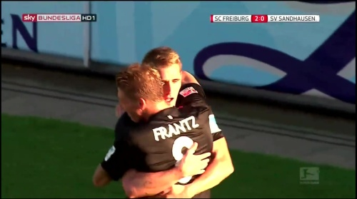 Nils Petersen & Mike Frantz - SCF v SVS 2