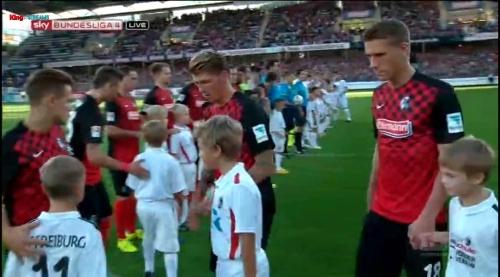 Nils Petersen - SC Freiburg v Arminia Bielefeld 1