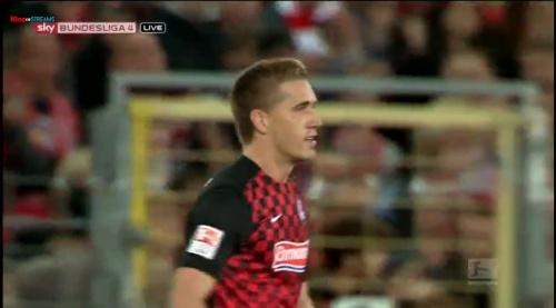 Nils Petersen - SC Freiburg v Arminia Bielefeld 3