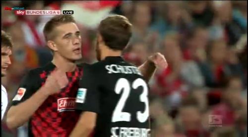 Nils Petersen - SC Freiburg v Arminia Bielefeld 4