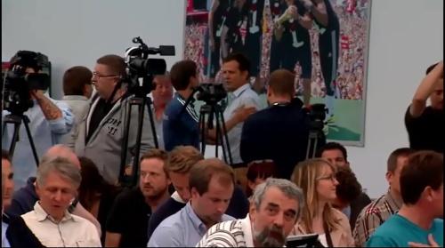 Oliver Bierhoff - press conference 4
