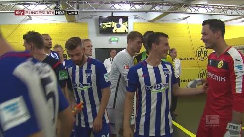 Roman Bürki – BVB v Hertha BSC 1