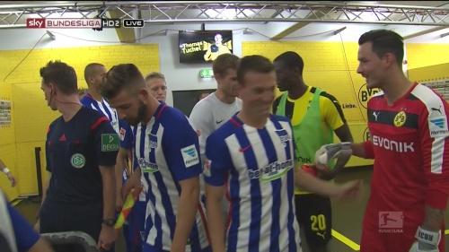 Roman Bürki – BVB v Hertha BSC 2