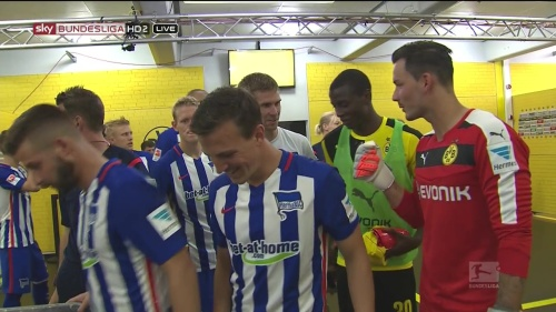 Roman Bürki – BVB v Hertha BSC 3