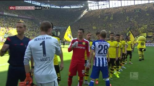 Roman Bürki – BVB v Hertha BSC 4