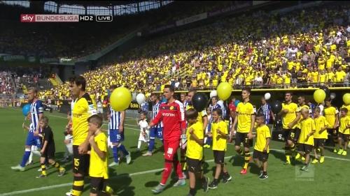 Roman Bürki – BVB v Hertha BSC 5