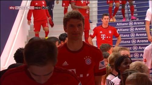 Thomas Müller – Bayern v Augsburg 1