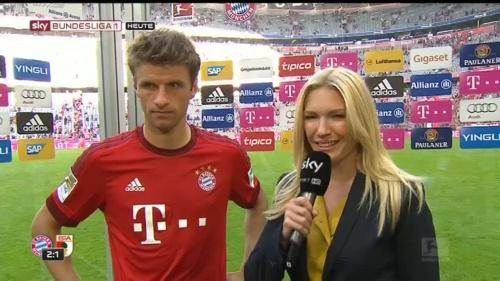 Thomas Müller – Bayern v Augsburg 2