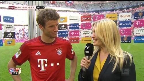 Thomas Müller – Bayern v Augsburg 3