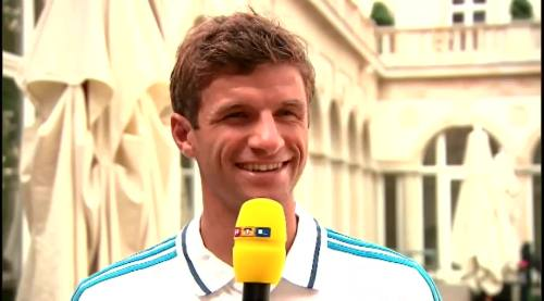 Thomas Müller – RTL interview 4