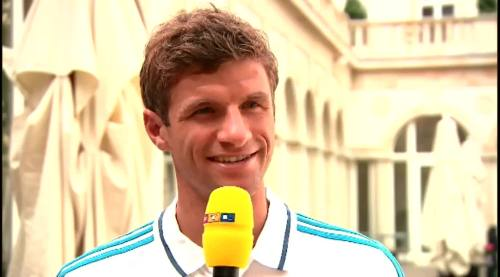 Thomas Müller – RTL interview 6