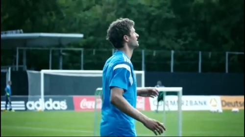 Thomas Müller – training 2