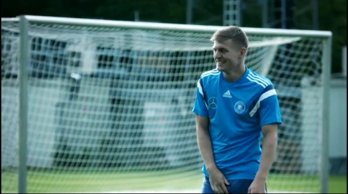 Toni Kroos – training 2