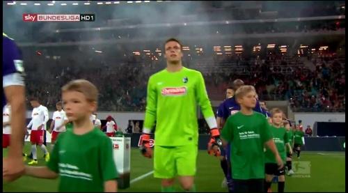 Alexander Schwolow - RB Leipzig v SC Freiburg 1