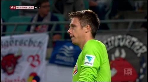 Alexander Schwolow - RB Leipzig v SC Freiburg 2