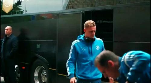 Bernd Leno – Ankunft in Leipzig