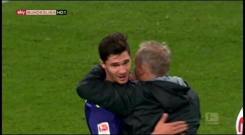 Christian Streich v Tim Kleindienst - RB Leipzig v SC Freiburg