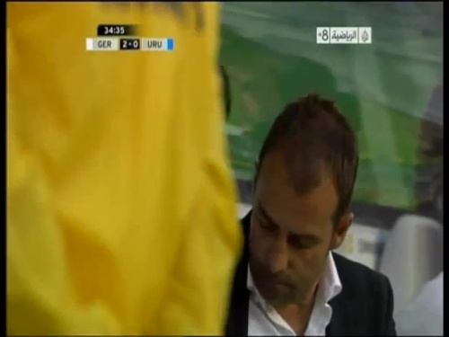 Hansi Flick - Germany v Uruguay 1
