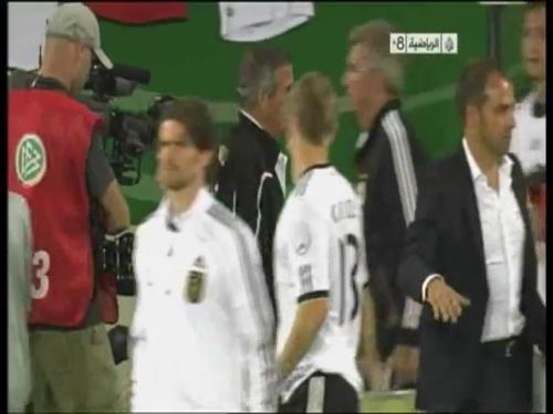 Hansi Flick - Germany v Uruguay 13