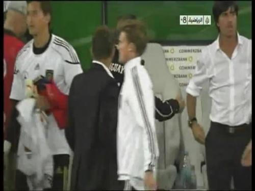 Hansi Flick - Germany v Uruguay 15