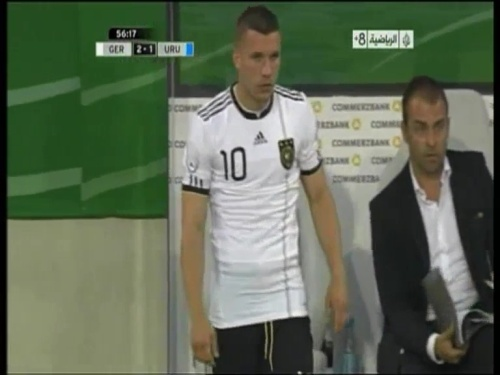 Hansi Flick - Germany v Uruguay 5