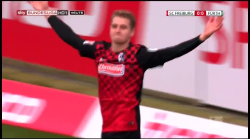 Immanuel Höhn – SC Freiburg v Greuther Fürth 1