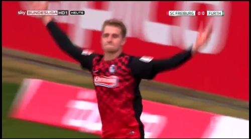 Immanuel Höhn – SC Freiburg v Greuther Fürth 2