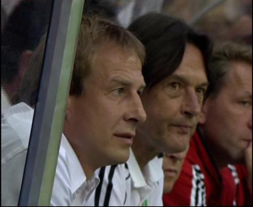 Jürgen Klinsmann – Germany v Australia (2005) 1