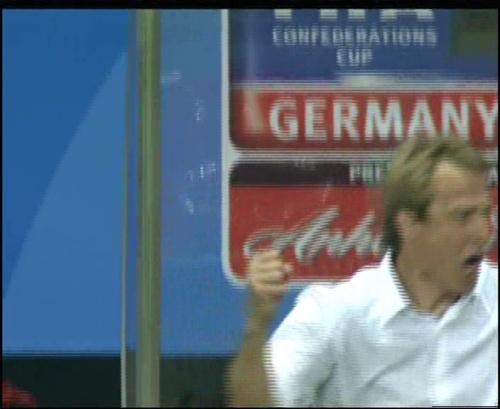 Jürgen Klinsmann – Germany v Australia (2005) 4