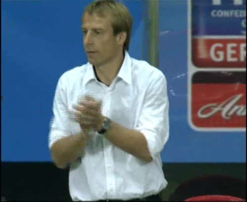 Jürgen Klinsmann – Germany v Australia (2005) 6