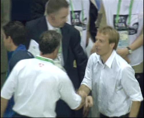 Jürgen Klinsmann – Germany v Australia (2005) 9