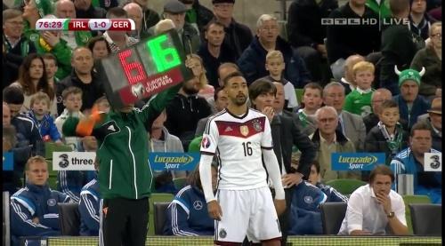 Joachim Löw – 2nd half – Ireland v Germany 20