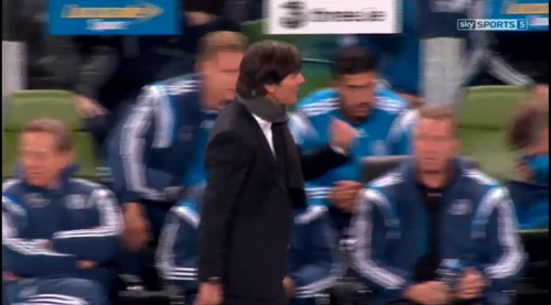 Joachim Löw – 2nd half – Ireland v Germany 6