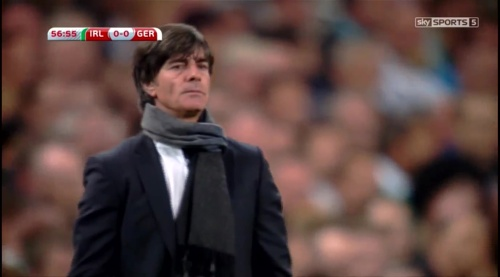 Joachim Löw – 2nd half – Ireland v Germany 7