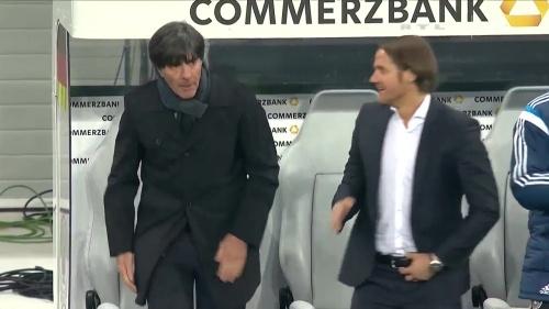 Joachim Löw – Germany v Georgia 2nd half 21