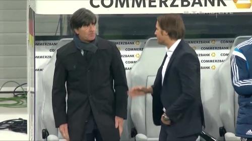 Joachim Löw – Germany v Georgia 2nd half 22