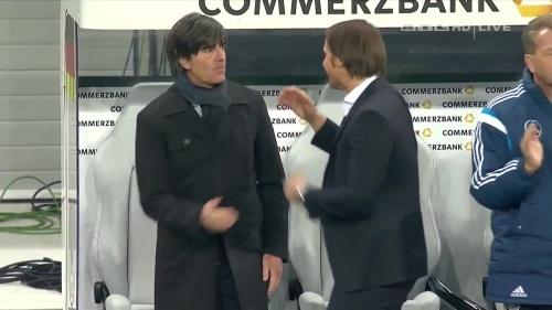 Joachim Löw – Germany v Georgia 2nd half 23