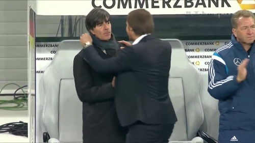 Joachim Löw – Germany v Georgia 2nd half 24