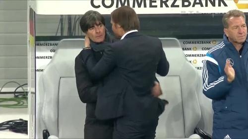 Joachim Löw – Germany v Georgia 2nd half 25