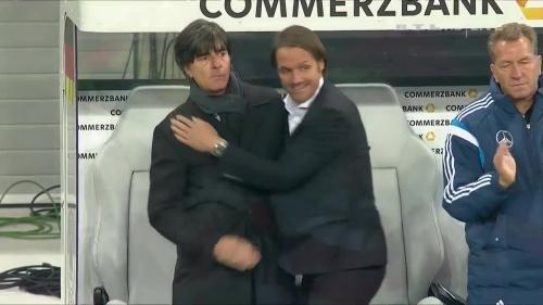 Joachim Löw – Germany v Georgia 2nd half 26