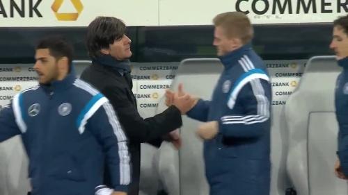 Joachim Löw – Germany v Georgia 2nd half 35