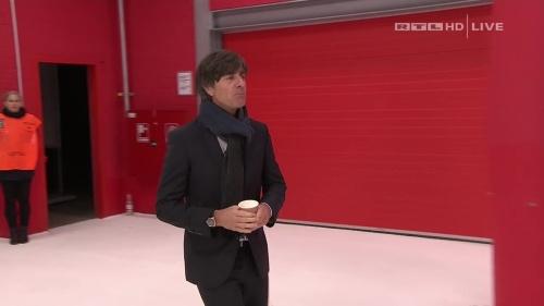 Joachim Löw – Germany v Georgia – pre-match show 10